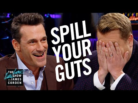 - Spill Your Guts with Jon Hamm