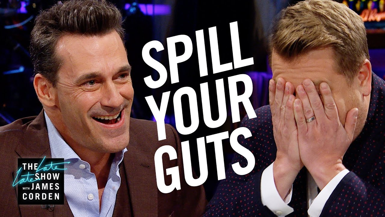 'Spill Your Guts or Fill Your Guts' with Jon Hamm