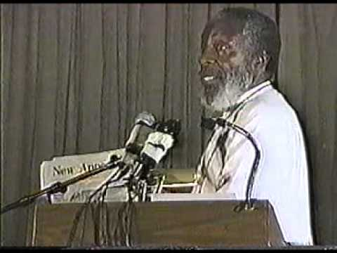 Dick gregory on chemtrails