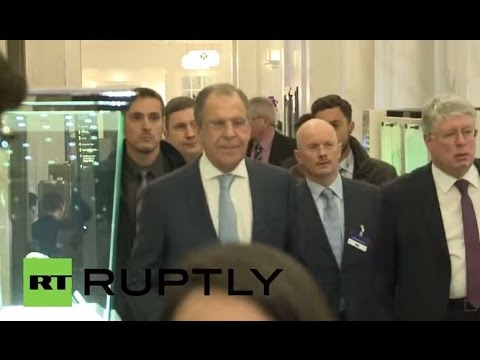 "LIVE: Lavrov takes part in ""government hour"" at Russian Federation Council"