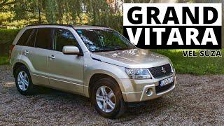 Suzuki Grand Vitara - tak się kupuje auto!