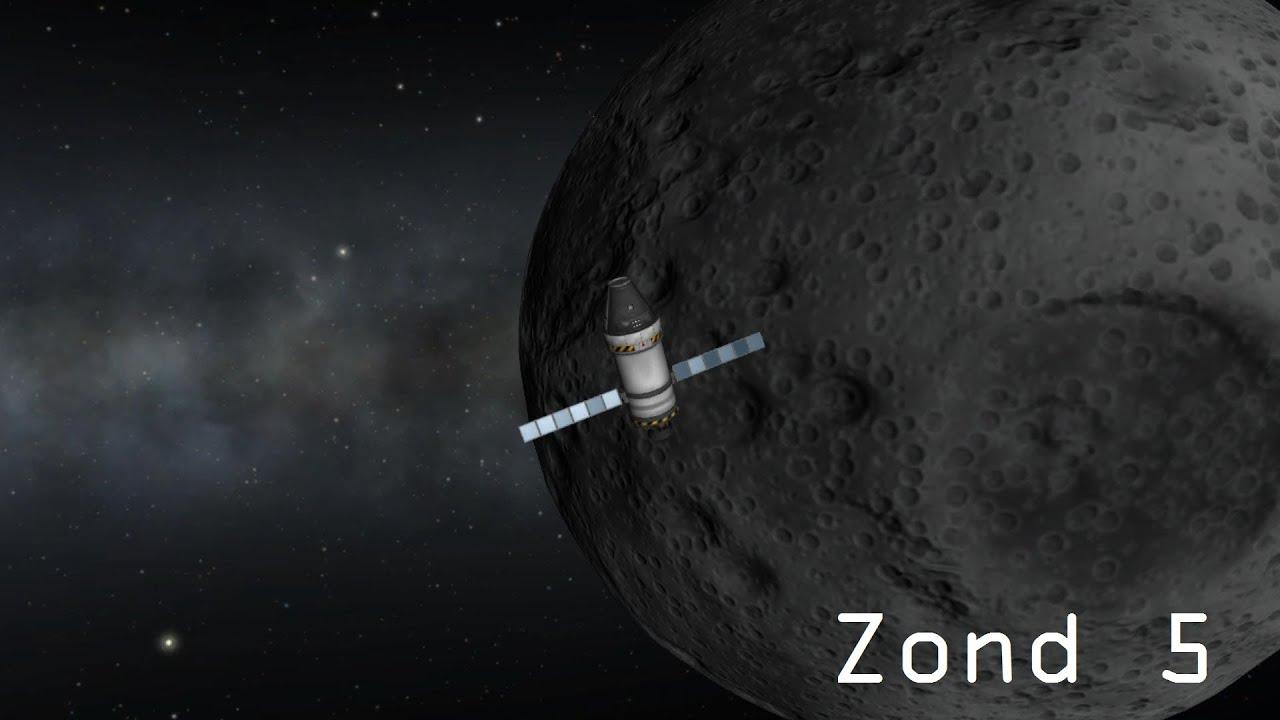 russian zond spacecraft - photo #31