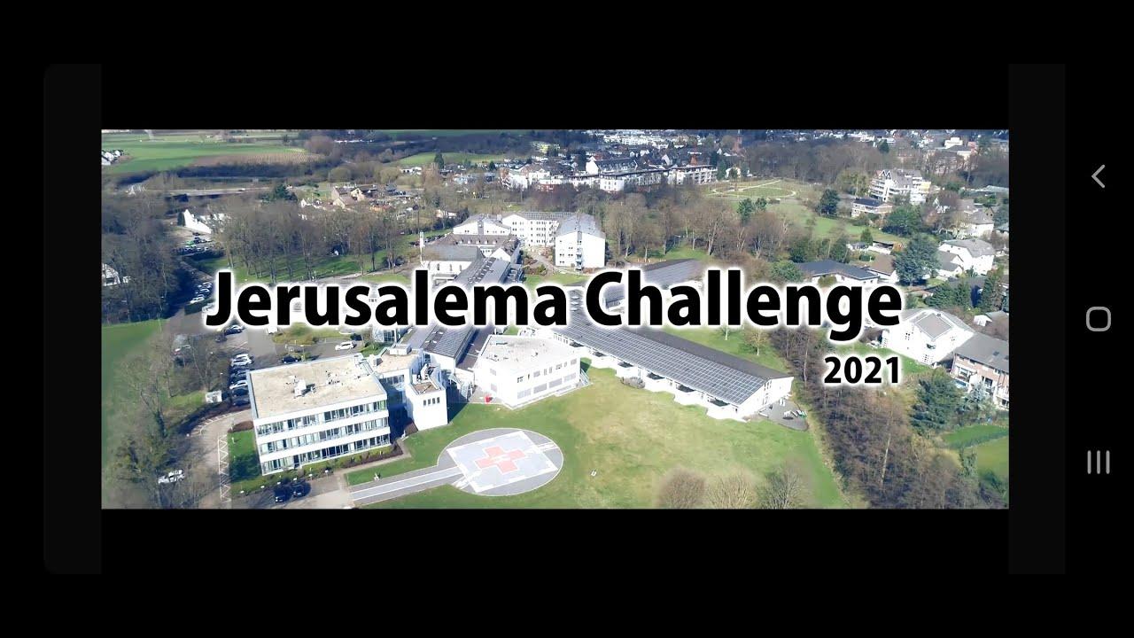 Jerusalema Challenge 2021 von MÜNCH-Stift-APZ GmbH und Marien-Hospital Erftstadt