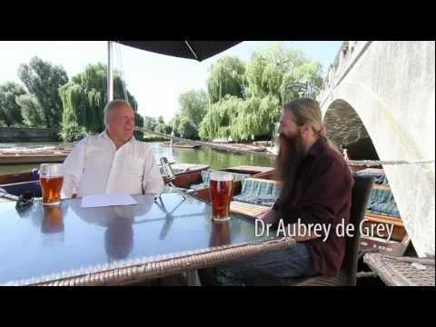 Dr. Aubrey de Grey discusses health, longevity and regenerative medicine