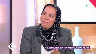 Latifa Ibn Ziaten menacée de mort - C à Vous - 12/06/2019