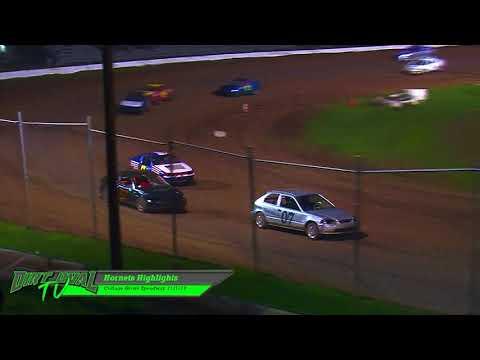 Hornets Highlights Cottage Grove Speedway 3 31 18
