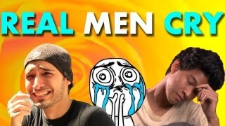 REAL MEN CRY Ft LanaMcKissack And Marmarchanmar