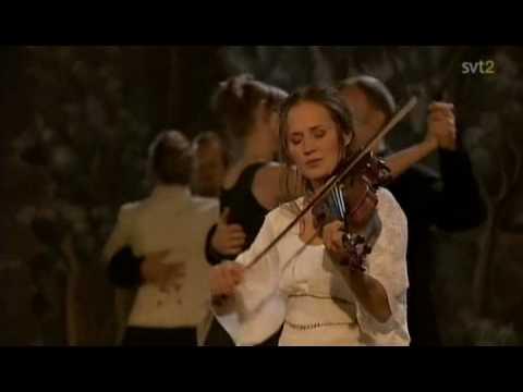 "Lisa Rydberg & Gunnar Idenstam - Bourrée (J.S. Bach, ""Bach på svenska"")"