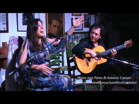 María José Pérez & Antonio Carrión / Guajiras
