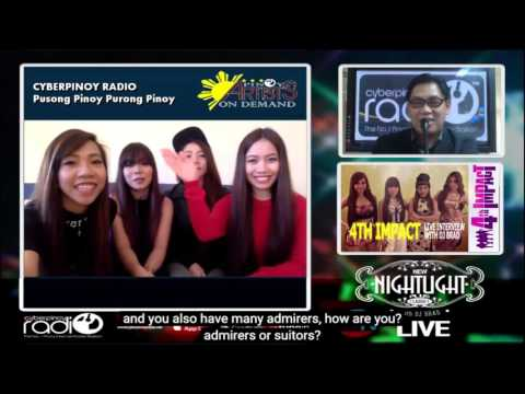 4TH IMPACT LIVE INTERVIEW 01072016 with ENGLISH SUB