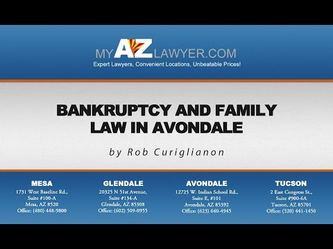 Bankruptcy and Family Law at My AZ Lawyers in Avondale