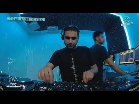 Andres Line at Ibiza Global Radio for Its all about the Music Oct 5th 2017 1st Hour