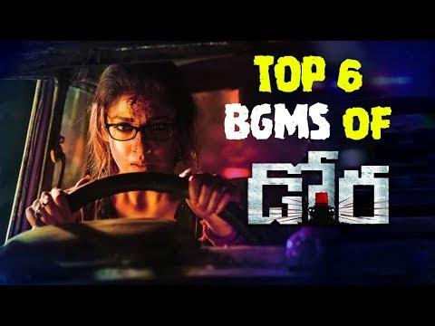 Top 6 BGMS Of Dora - Dora BGMs Telugu - Nayantara, Vivek- Mervin