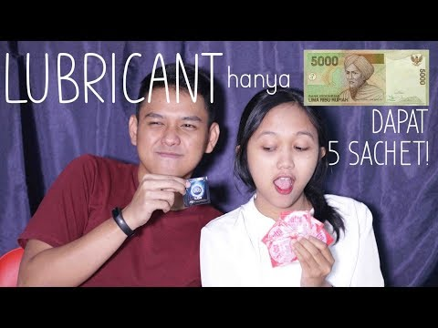 Product Review   LUBRICANT HANYA LIMA RIBU DAPAT 5 SACHET!! by AsmaraKu.com