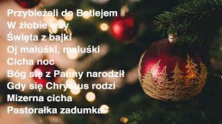 Polskie kolędy i świąteczne piosenki - Składanka 2019