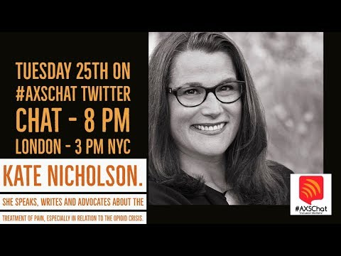 AXSchat with Kate Nicholson