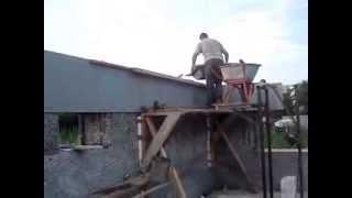 Самодельный подьемник 2метра на строительстве дома(, 2013-08-29T17:28:51.000Z)