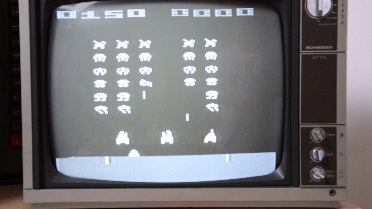 pixelmania delire tv noir et blanc annees 60 70