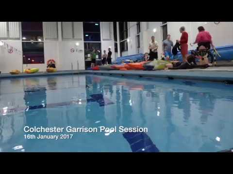 Colchester Garrison Pool Session Youtube
