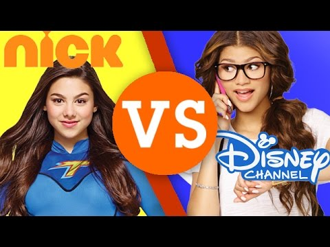 Nickelodeon VS Disney Channel - Which is Better? | TMNT, The Thunder Man, Dino Charge & More!