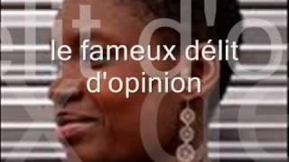 Rokhaya Diallo sur rtl