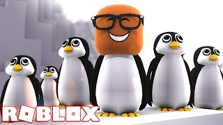 STARTING A PENGUIN ARMY IN ROBLOX