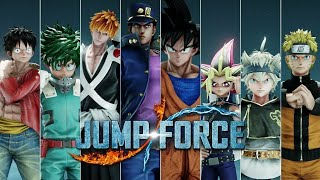 jump force items