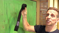 Set up Your Resistance Bands Door Anchor Attachment