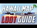 Unturned: Hawaii Map Loot Guide [All Locations]