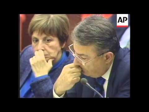 TURKEY: TANSU CILLER CORRUPTION PROBE UPDATE