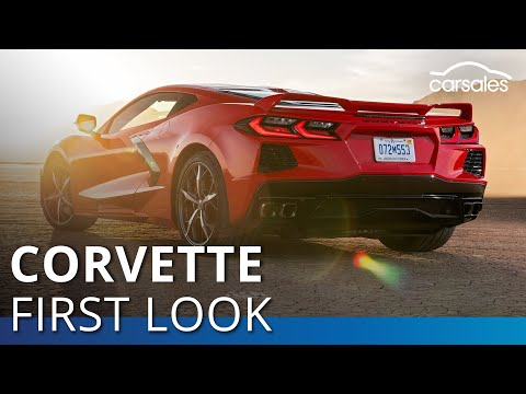 2020 Chevrolet Corvette Stingray Looks Wild! First Look And Specs Revealed | Carsales