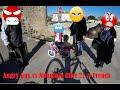 Angry Guy vs Mountain Bike !!! # French