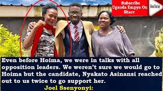 Why Bobi Wine Went To Hoima To Support Nyakato Asinansi