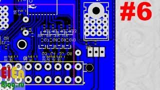 Проектирование Печатных Плат #6(Онлайн трассировщик печатных плат EasyEDA - https://easyeda.com/ru Вот и подошла очередь в проекте к проектированию..., 2016-09-07T15:00:04.000Z)