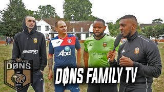 DONS FAMILY TV: SE DONS vs PECKHAM RYE