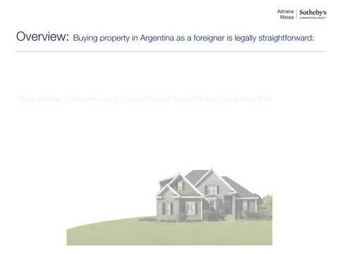 Purchase Process in Argentina