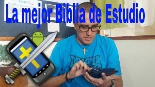 Biblia de estudio Android/My sword - Apps cristianas - CyberSaulo