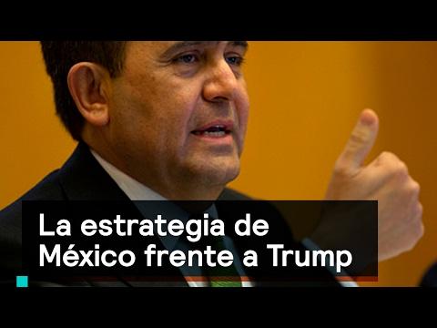 La estrategia de México frente a Trump - Es la Hora de Opinar