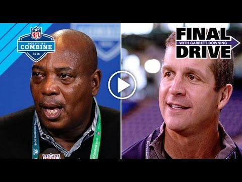 Final Drive: Top Takeaways From Ozzie Newsome, John Harbaugh