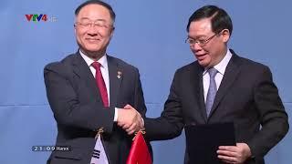 Gambar cover Bản tin thời sự tiếng Việt 21h - 22/06/2019