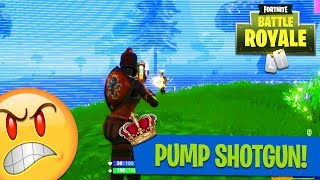 PUMP SHOTGUN IS AMAZING! - INTENSE DUSTY DEPOT FIGHTS & DUOS TOURNAMENT HIGHLIGHTS! (Funny Moments)