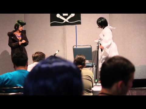[AX 2014] Ultimate Karaoke Fighting Championships - Cabaret Round