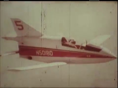 "Bede BD-5 Micro Aircraft  ""Pieces of a Dream""  Jim Bede"