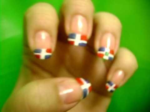 dominican republic parade nails.