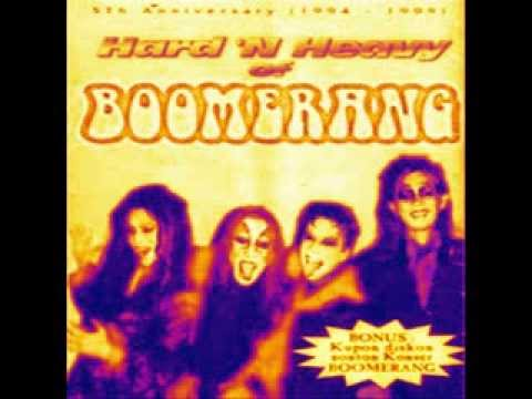 Boomerang - Hard n Heavy FULL ALBUM
