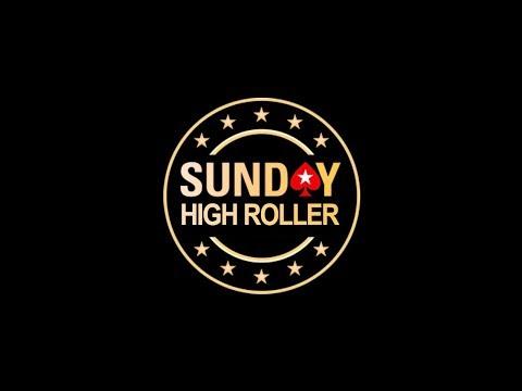 "$2,100 Sunday High Roller 26 November 2017 with Viktor ""Isildur1"" Blom - PokerStars"