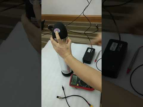 how to test the kettle battery