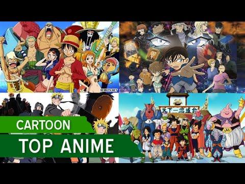 TOP 10 bộ phim hoạt hình Nhật Bản dài tập hay nhất mọi thời đại [KHÔNG THỂ BỎ QUA]]