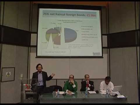 The Eurozone debt crisis: With special reference to Cyprus, Fiona Mullen