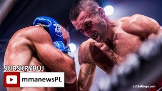 DSF Piaseczno: Piotr Sokół  z chęcią powita możliwość walki o mistrzowski pas